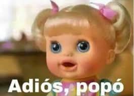 Popo Meme - adios popo spanish pinterest memes meme and humor