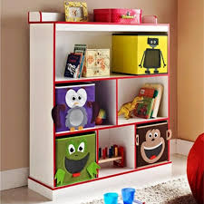 Firehouse Bookcase 10 Great And Colorful Kids Bookshelves Kids Bedroom Inspiration