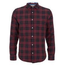 ugg lyle sale lyle vintage fairisle polo shirt burgundy mens clothing
