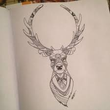 best 25 stag tattoo design ideas on pinterest elk tattoo deer