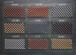 Metal Coil Drapery Curtain Mesh Hotel Curtain Manufacturer U0026 Supplier