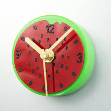 Clock Designs by Clock Modern Picture More Detailed Picture About Digital Fruit