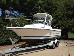 1999 trophy 2052 i o classifieds buy sell trade or rent