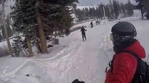 lake tahoe kirkwood snow thanksgiving 2015