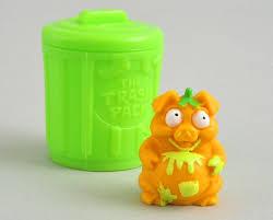 limited edition u0027trash craft u0027 trash pack figure moose toys