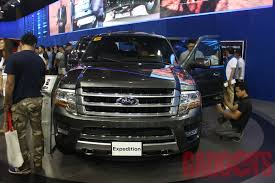 2017 ford expedition platinum ford presents all new everest and expedition platinum gadgets