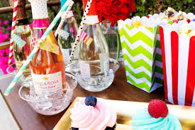 host a backyard movie night stella rosa mini stella rosa wines