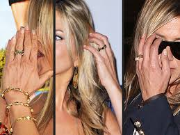 aniston wedding ring aniston justin theroux engagement rumors