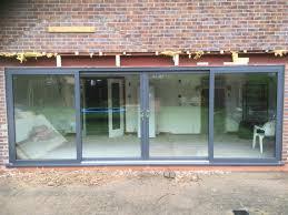 Free Patio Doors Kommerling Premiline Secured By Design 4 Pane Sliding Patio Doors