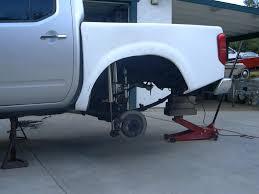 slammed nissan frontier rear suspension done nissan frontier forum