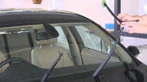 bmw 335i windshield replacement bmw e90 3 series install replace windshield wipers