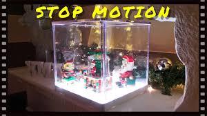 led light box ikea 40223 snowglobe stop motion build in a ikea synas led showcase