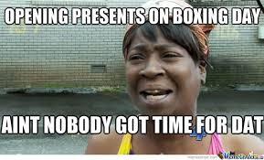 Boxing Day Meme - boxing day by michael mafeni meme center