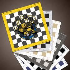 custom printed full color vinyl chess boards house of staunton