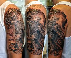 tattoos celtic norse thor by gettattoo