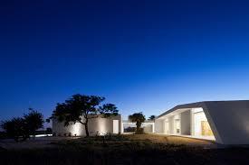 architecture vilhena architects white exterior color modern