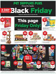pet supplies plus black friday 2017 ads deals and sales