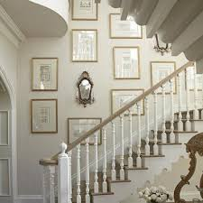 art on staircase wall design ideas