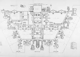ground floor plans file claybury asylum ground floor plan wellcome l0023315 jpg