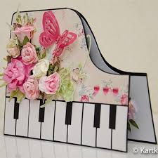 143 best birthday cards music theme images on pinterest