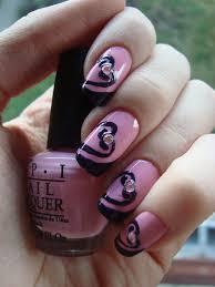nail art heart nail art singular picture design sally hansen i