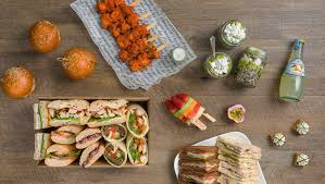 corporate catering sydney cbd delivery order in
