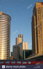 Israel Ramat Gan Modern High Rise Building Sheraton City Tower