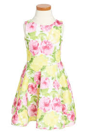 trendy easter dresses for toddler girls in every style print and