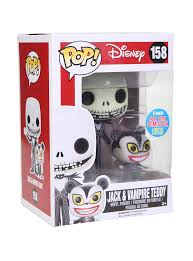 funko the nightmare before pop vire teddy vinyl