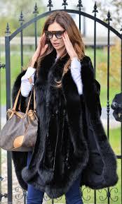 Fox Fur Blanket 463 Best Fur Coats Images On Pinterest Fur Coats Ponchos And