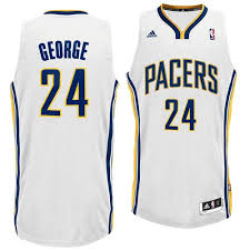 indiana pacers 24 paul george revolution 30 swingman home jersey