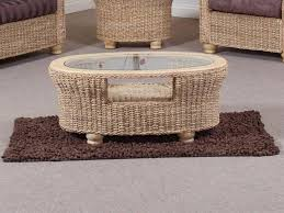 Coffee Table Storage by Best Wicker Coffee Table Ideas Home Design By John