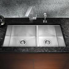 blanco double bowl kitchen sink