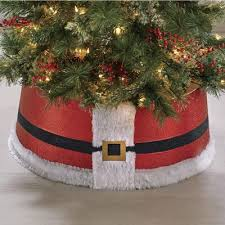 christmas tree collar santa tree collar from country door 746112