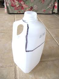Gallon Milk Jug Crafts Halloween by Sew Many Ways Tool Time Tuesday Recycled Milk Cartons For