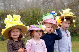 easter bonnets in pictures easter bonnets and hats wales online