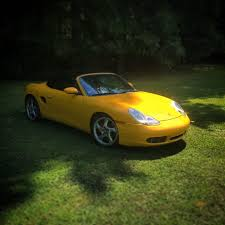 porsche yellow bird jacob roach u0027s 2000 porsche boxster