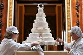 gateau mariage prix gastronomie une part du gâteau de mariage de william et kate aux