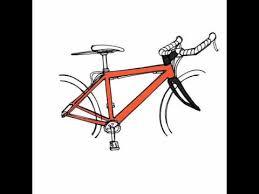 bike sketch youtube