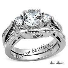 wedding rings sets for women engagement wedding ring sets ebay