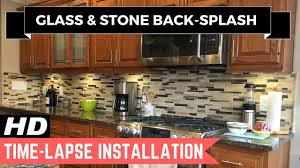tiles backsplash glass and stone tiles for kitchen backsplash