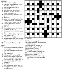 a cryptic tribulation turing test crossword puzzle