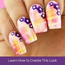 tropical nail art paradise u2013 mitty nail art tools u0026 brushes