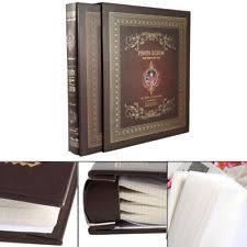 4x6 Photo Albums Holds 500 Wedding Photo Albums U0026 Boxes Ebay