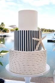 nautical themed wedding cakes wedding cake wednesday nautical wedding cakes
