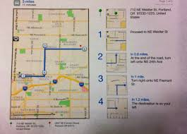 Print Driving Directions From Iphone   how to print driving directions directly from iphone ipad mini