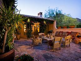 elegant southwest patio on furniture home design ideas with