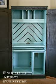 Pine Computer Armoire by 37 Best Armoire Makeover Images On Pinterest Armoire Makeover
