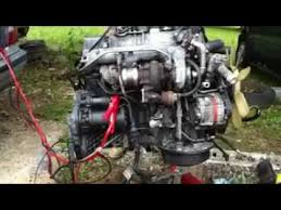 mercedes engine recommendations 84 mercedes turbo diesel engine runing at air