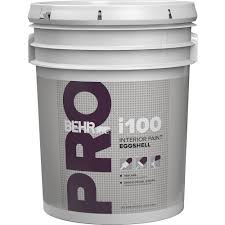 home depot 5 gallon interior paint behr pro 5 gal i100 toned base eggshell interior paint pr13005